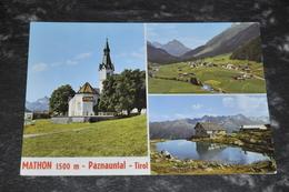 2103- Mathon   Paznauntal   Tirol - Österreich