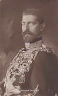 Principele Ferdinand Von Rumänien - 1912      (180422) - Case Reali