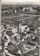 Cher : MENETOU-SALON : L'église Et Le Chateau ( Photo Vérit. : Grand Format ) - France