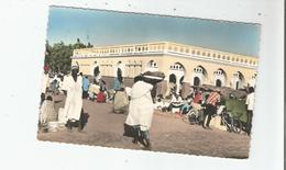 TCHAD 825 FORT LAMY MARCHE (BELLE ANIMATION) - Ciad