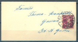 CH - 31.12.1931 - ENVELOPPE -  GOSSAU ST GALL -  Zu 170 Mi 200 - Lot 16608 - Lettres & Documents