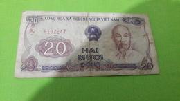 VIET NAM   20 DONG - Coins & Banknotes