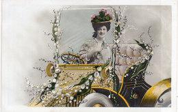 Femme Et Automobile - Fantaisie  (104986) - PKW