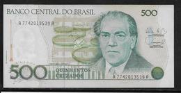 Brésil - 500 Cruzeiros - Pick N° 212 - NEUF - Brésil