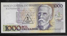 Brésil - 1000 Cruzeiros - Pick N° 216 - NEUF - Brasil