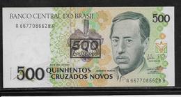 Brésil - 500 Cruzeiros - Pick N° 226 - NEUF - Brasil