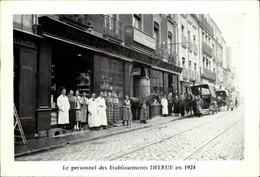 44 - NANTES - Carte Publicitaire Moderne - Droguerie Delarue - Chaussée De La Madeleine - Nantes