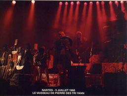44 - NANTES - Tri-Yann - Palais Des Soprts De Beaulieu - 1988 - Nantes