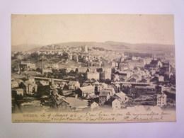 SIEGEN  :  Vue Générale  1906    - Siegen