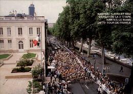44 - NANTES - Tour De France - 1988 - Nantes