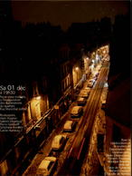 44 - NANTES - Inauguration Des Illuminations Rue Maréchal Joffre - Neige - PHOTO - Nantes