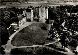 49 - COUTURES - Chateau - Vue Aérienne - France