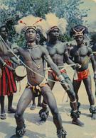 TOGO - 1972 , Medy Group's Dancers - Togo