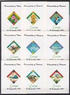 Ireland, Principality Of Thomond, Europa Lux Blocks, MNH** - Altri