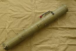 CCCP Russia 9M111M Rocket Launcher Neutralisé...  Zunden Fusee Projektil Obus Grenade - Armes Neutralisées