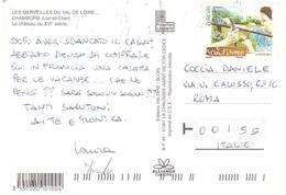 CART. X ITALIA € 0.60 EUROPA 2007 SCAUTISMO - Francia