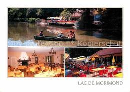 12803522 Fresnoy En Bassigny Lac De Morimond Restaurant Parnoy-en-Bassigny - France