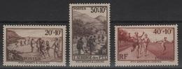 FR 115 - FRANCE N° 345/47 Neufs** 1er Choix - France