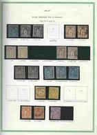 Collection De France Du N°2 à 1959 - Oblitérés Jusqu'à 1900, Puis En Majorité Neufs - 1680 Timbres Tous Différents - France