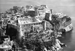 """07622 """"ITALIA - LATINA - GAETA - LA STORICA MOLE DEL CASTELLO D'ANGIO'""""  VERA FOTO. CART  SPED 1961 - Latina"""