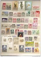 MONDE Lot 700 - Stamps