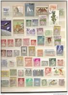 MONDE Lot 702 - Stamps