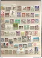 MONDE Lot 703 - Stamps