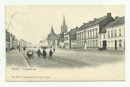 Eecloo - Eeklo  *  La Grande Rue  (De Graeve) - Eeklo