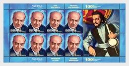 Armenië / Armenia - Postfris / MNH - Sheet Acteur Babken Nersisian 2018 - Armenië