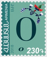 Armenië / Armenia - Postfris / MNH - Complete Set Armeens Alfabet 2018 - Armenië