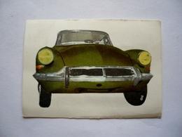 Chromo  Super Chocolat JACQUES - AUTOS 1964 Dans Le MONDE   - CITROËN DS 19 - Jacques