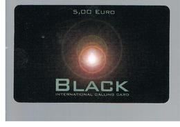ITALIA (ITALY) - REMOTE - BLACK       - USED - RIF. 10934 - Schede GSM, Prepagate & Ricariche