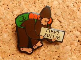 Pin's - TIBET 8013 M - YETI - Comics