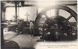"""Soc. Anonyme Des Anciens Etabl. """"PANHRD & LEVASSOR"""" Machine A Vapeur De 500 Chevaux  (105016) - Other"""