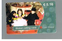 ITALIA (ITALY) - REMOTE -  CASA BLANCA  - CHILDREN 5,16 -    USED - RIF. 10935 - Italy