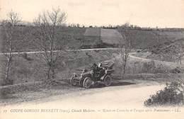 Coupe Gordon Bennett 1905 - Circuit Michelin - Route En Corniche Et Virages Après Pontaumur (63) - Unclassified