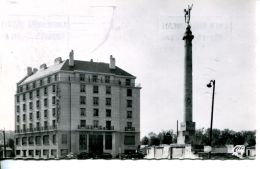 N°61365 -cpsm Caen -l'hôtel Malherbe- - Caen