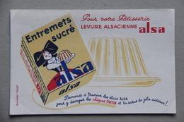 Buvard, Entremets Sucré Alsa, Levure Alsacienne - Cake & Candy