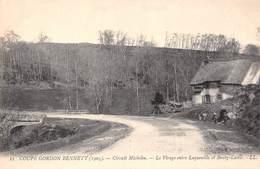 Coupe Gordon Bennett 1905 - Circuit Michelin - Le Virage Entre Laqueuille Et Bourg Lastic (63) - France