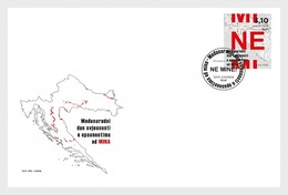 Kroatië / Croatia - Postfris / MNH - FDC Day For The Awareness 2018 - Kroatië
