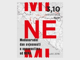 Kroatië / Croatia - Postfris / MNH - Day For The Awareness 2018 - Kroatië