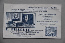 Buvard, R.Filleule à Tournus (Saône-et-Loire), Meubles - Blotters
