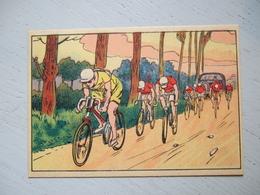 BELLE IMAGE / PEDAGOGIQUE / CYCLISME / SPORT - Sport