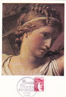 Carte-Maximum FRANCE N° Yvert 4293 (SABINE De GANDON) Obl Sp Ill 1er Jour (Ed Arum) - Cartas Máxima