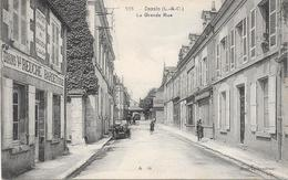 41 ONZAIN - La Grande Rue - Petite Animation - France
