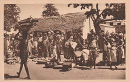MALANVILLE    DAHOMEY     SCENE DE MARCHE - Benin