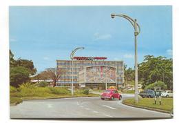 Malaysia - Dewan Bahasa Dan Pustaka - Road, Cars, VW Beetles - C1970's Modern-size Postcard - Malaysia