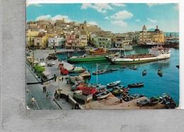 CARTOLINA VG ITALIA - POZZUOLI (NA) - Panorama E Porto - 10 X 15 - ANN. 197? - Pozzuoli