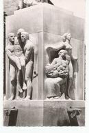 CP Drôme MONTELIMAR Bas Relief Du Monument Emile Loubet - Montelimar