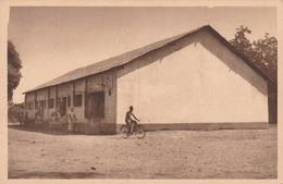KANDI          DAHOMEY    LE BUREAU DU CERCLE    RARE - Benin